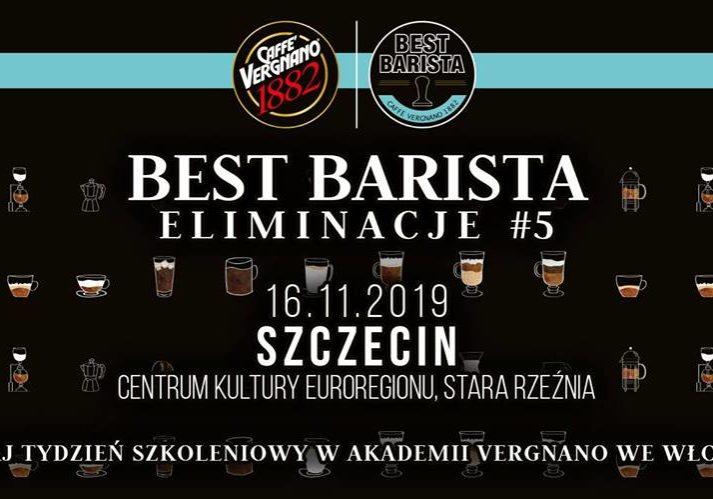 Łasztownia - Bez Barista 2019, festiwal kawy