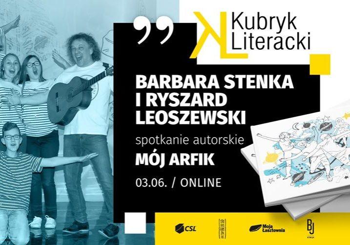 Łasztownia - Ryszard Leoszewski i Barbara Stenka
