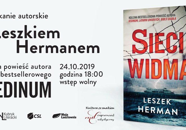 Łasztownia - Spotkanie z Leszkiem Hermanem