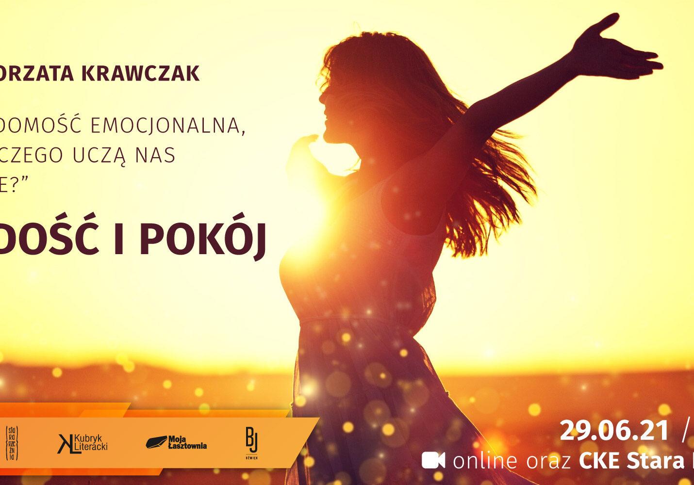 21_06_21 Stara Rzeźnia, wykład coach Małgorzaty Krawczak